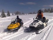 snowmobile ATV